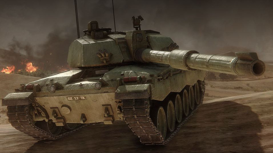 Kan Obsidian konkurrere med World of Tanks?