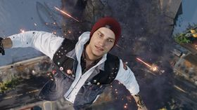 Infamous: Second Son.