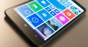Test: Nokia Lumia 1320