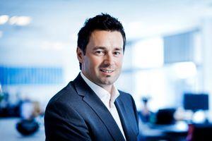 Marek Slacik, administrerende direktør i Telenor Danmark.