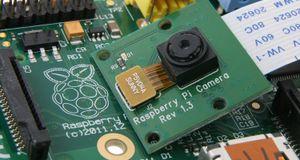 Vi har lekt med Raspberry Pis kameramodul