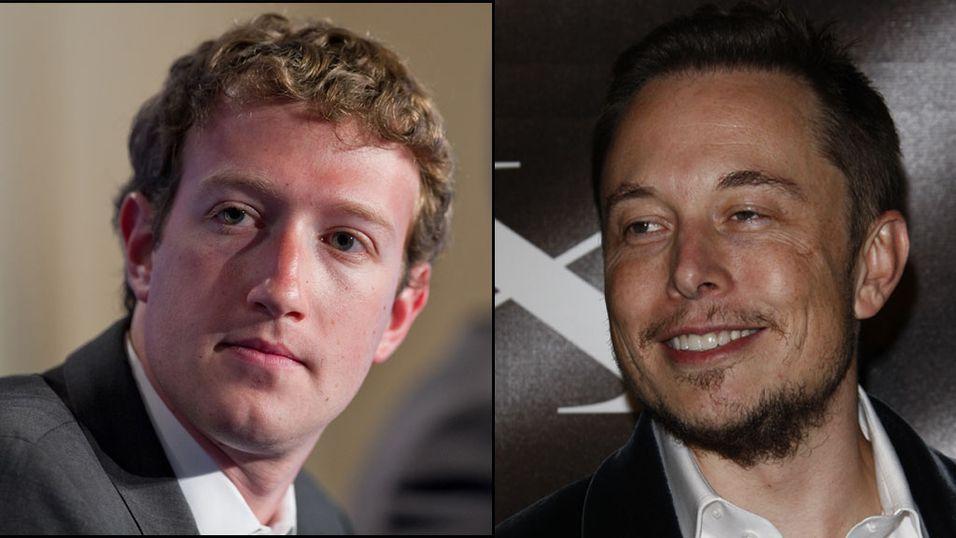 Disse to milliardærene kaster penger på kunstig intelligens