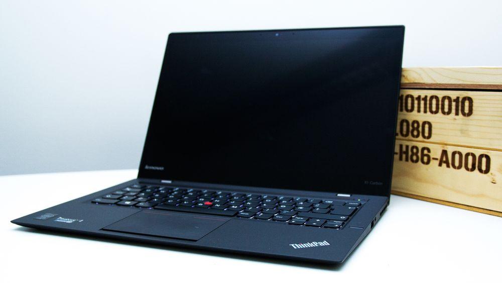 Det klassiske ThinkPad-utseende holder seg godt.