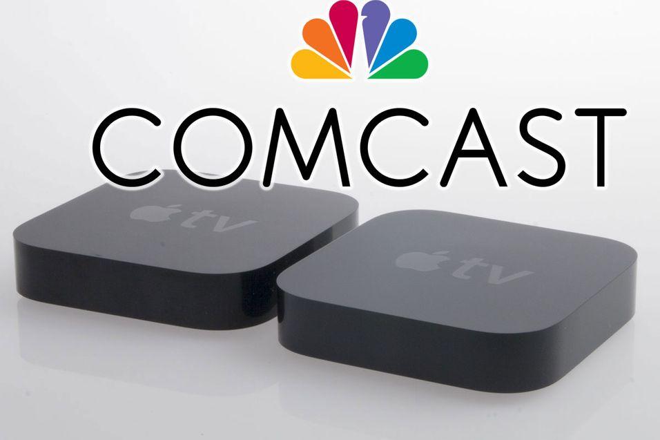 Apple kan være et steg nærmere eget TV-tilbud