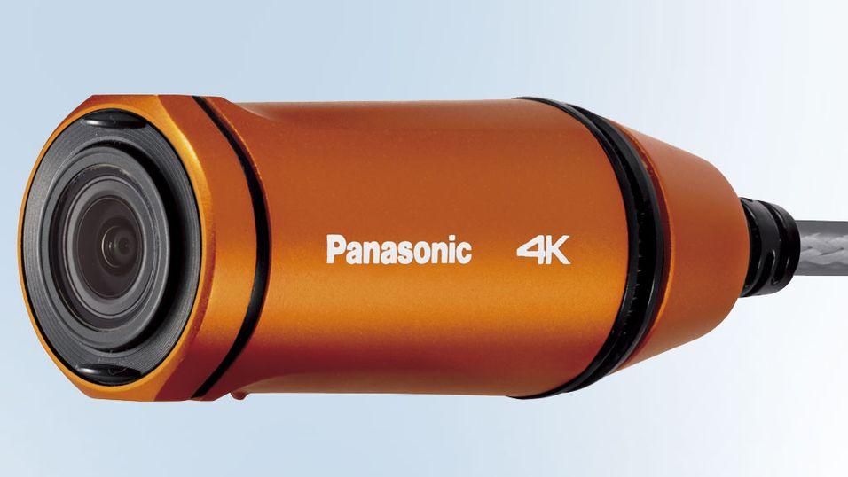 Panasonic lanserer solid GoPro-utfordrer