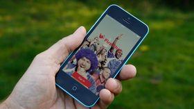 Dotcoms løsning kan minne om FireChat-applikasjonen.