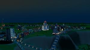 SimCity slet i fjor.