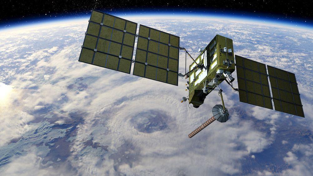 Satelittbaserte navigasjonssystemer har blitt ekstremt viktige deler av moderne infrastruktur. Her er en russisk GLONASS-satelitt.