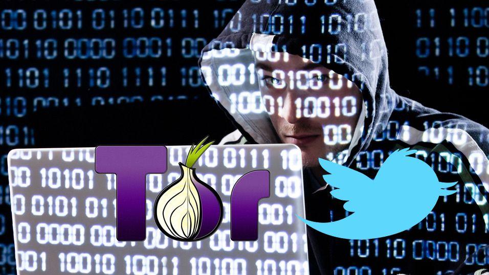 Bruken av den skjulte delen av Internett nesten doblet