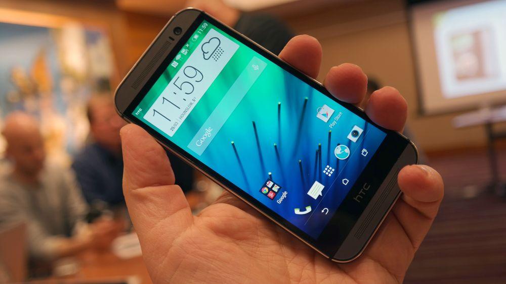 HTCs helt nye toppmodell er lansert