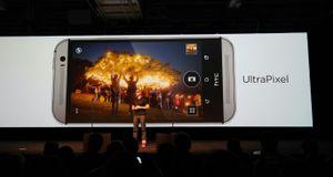 Vi liveblogget fra HTC-lanseringen