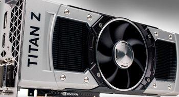 GeForce GTX Titan Z har kommet til Norge