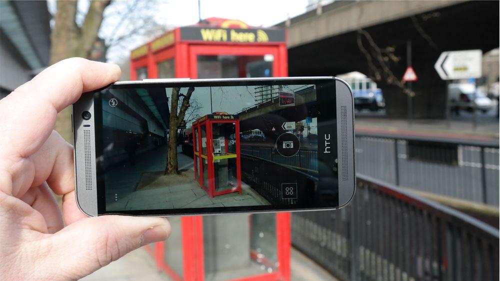 Kameraet er klart på sekunder, og tar gode bilder.
