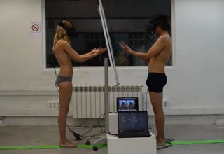 Oculus Rift ble brukt i et eksperiment der man lekte at man byttet kjønn.