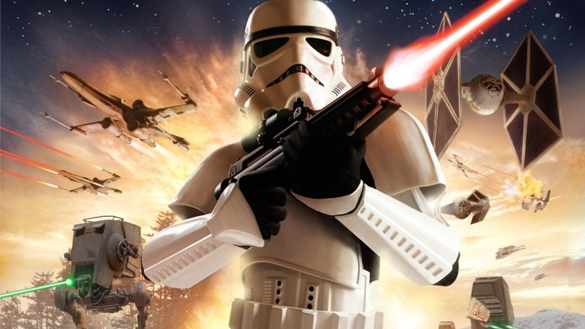 EAs Star Wars-spel hentar inspirasjon frå Batman