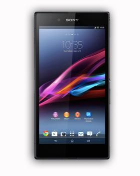 Sony Xperia Z Ultra er en av de største smartmobilene på markedet, og du skal ha ekstremt lange tomler for å nå over hele skjermen på denne brettmobilen.