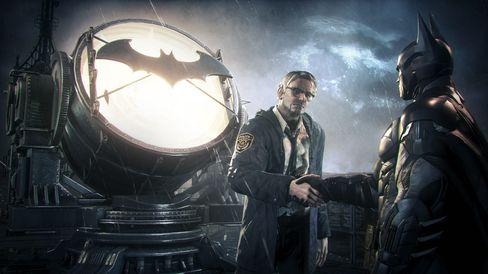 Batman er tilbake for å avslutte Arkham-trilogien.
