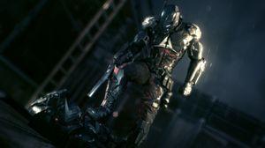 «Når Gotham er aske skal jeg la deg dø».