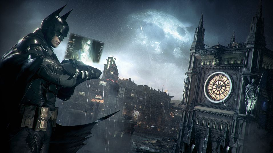 Batman: Arkham Knight vender tilbake til PC