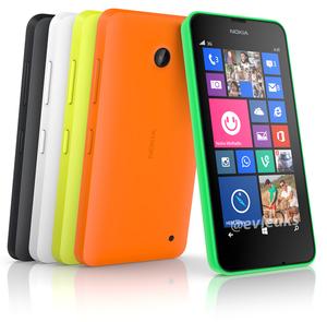 Dette skal ifølge @evleaks være et pressebilde av Nokia Lumia 630.