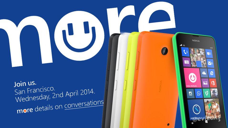 Nokia og Microsoft med storlansering neste uke