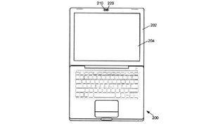 Patentet vist på en bærbar.