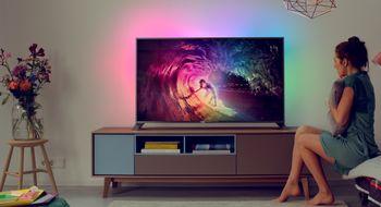 Philips' Android-TV-er kommer nå til Europa