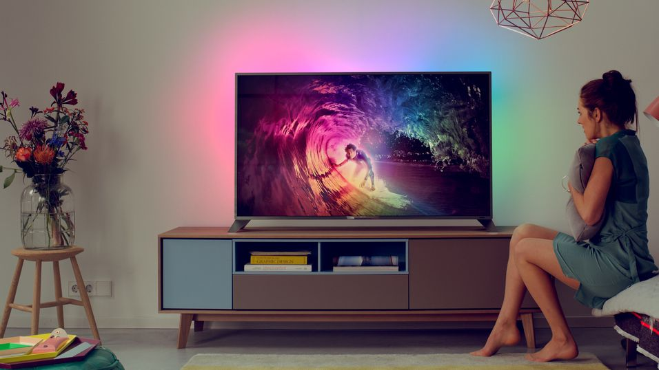 Philips' Android-TV-er kommer nå til Europa