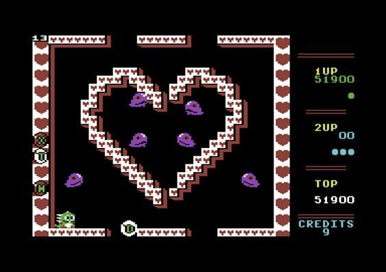 Skaperne av Commodore 64-versjonen hadde ikke tilgang på originalspillets kildekode.