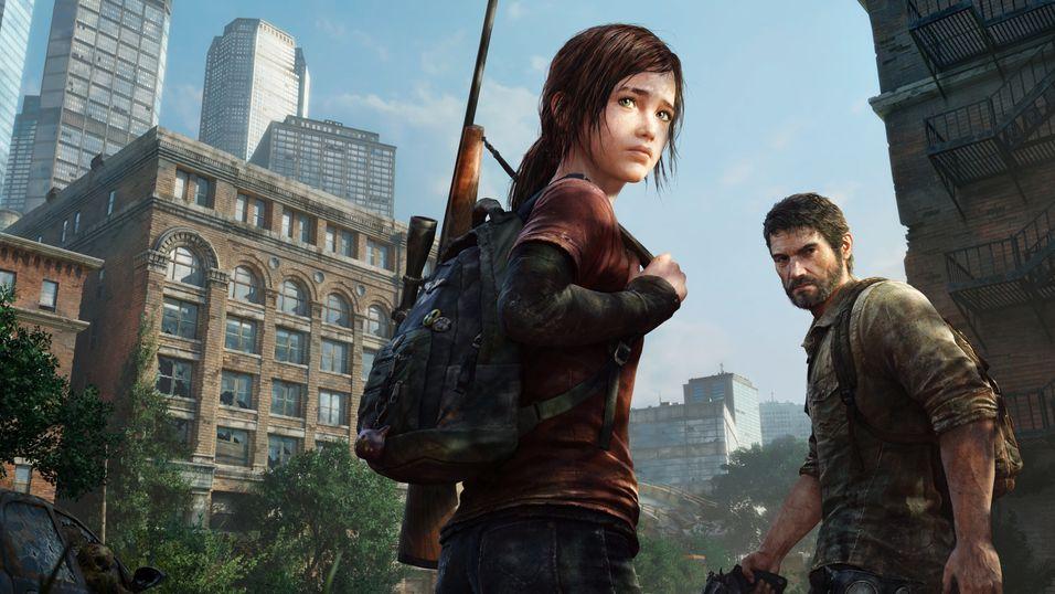 – The Last of Us kjem til PlayStation 4