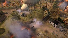 Fallskjermtroppane er klare i The Western Front Armies.