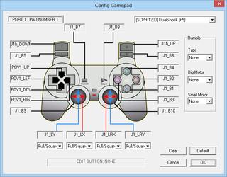 Kontrolloppsettet kan variere ettersom hvilken kontroll du bruker. Vi brukte dette med stor suksess for Xbox 360-kontrolleren.
