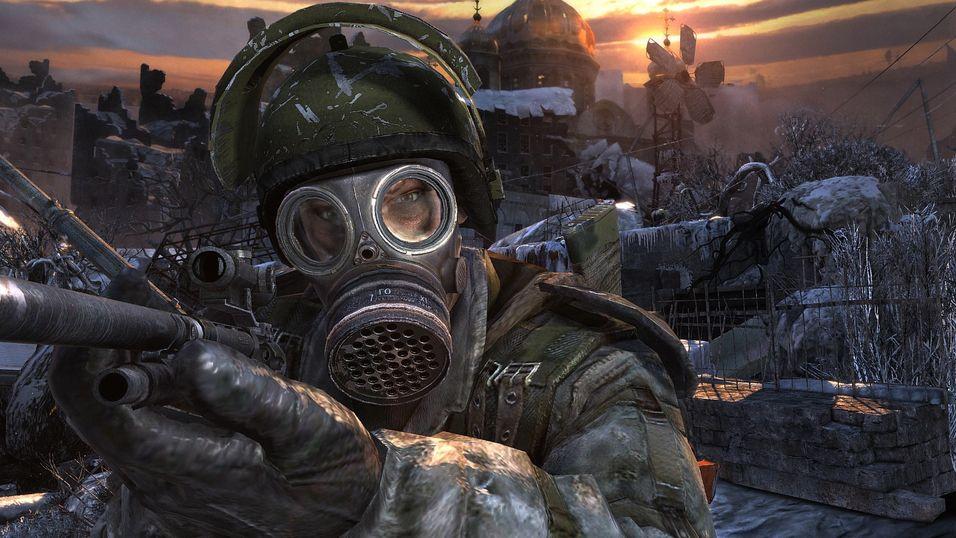 Metro-spillene kommer til Xbox One og PS4