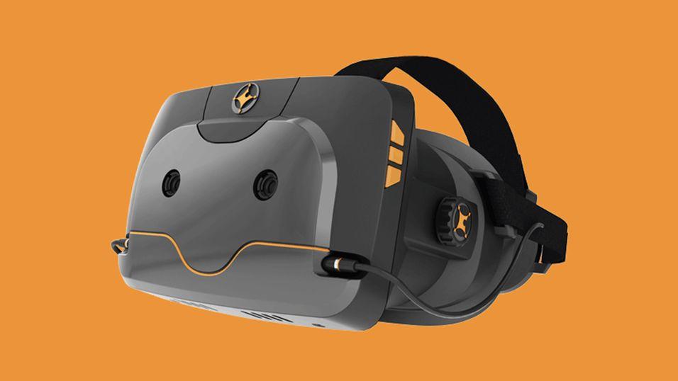Totem skal utfordre Oculus Rift og Sonys Morpheus i kampen om å bli dine nye VR-briller.