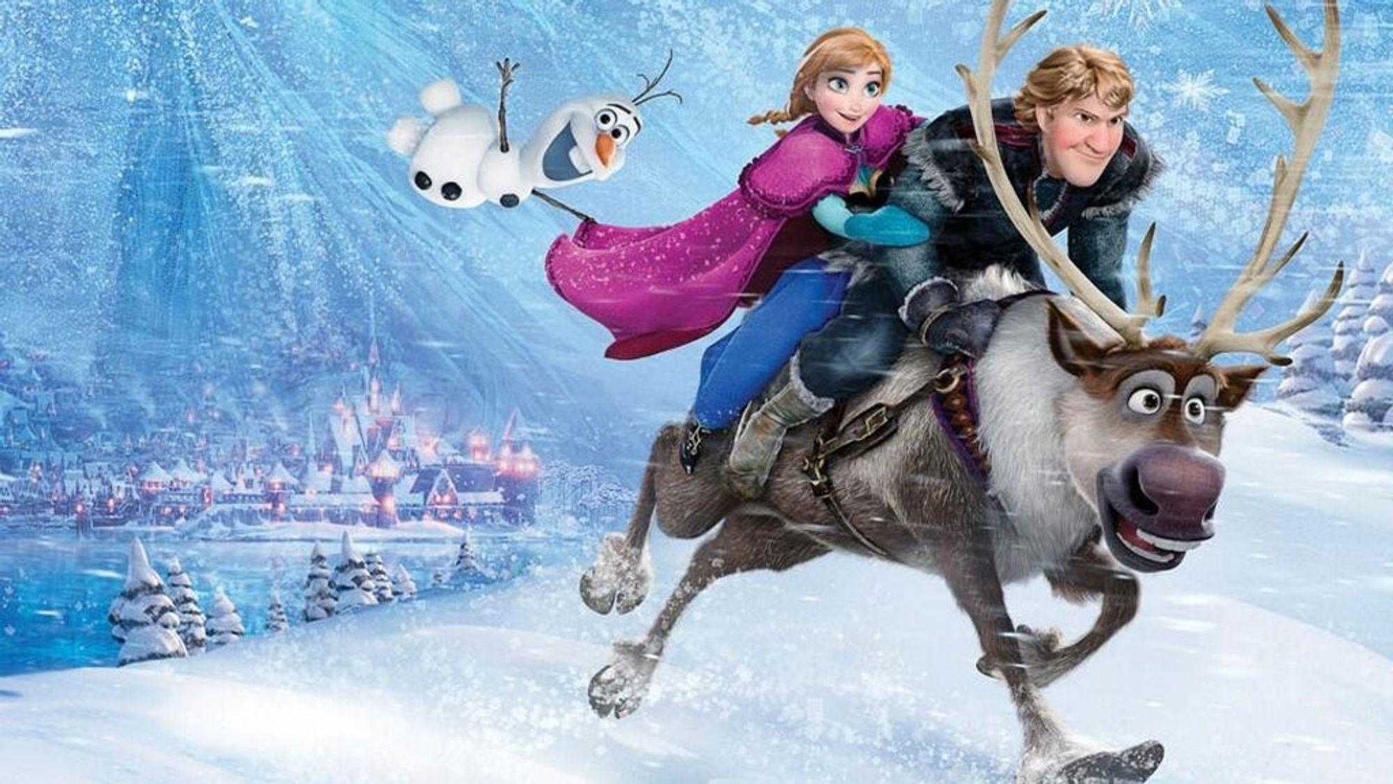«Norsk» Disney-film satt ny rekord - Tek.no