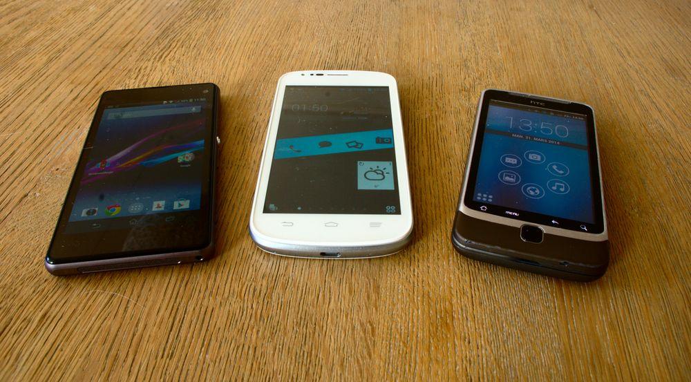 GUIDE: Slik får du «ny» og bedre Android-mobil