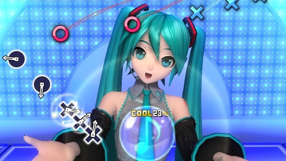 ANMELDELSE: Hatsune Miku: Project Diva f