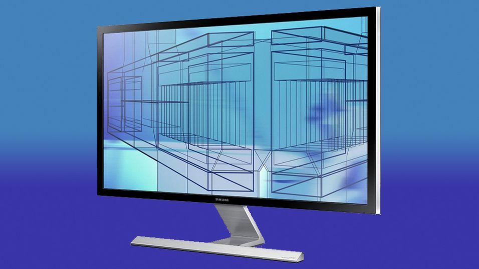 UD590 fra Samsung støtter 4K-oppløsning og vil koste omtrent 5000 kroner.