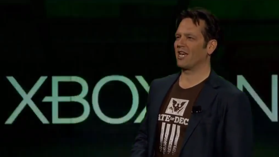 Phil Spencer.