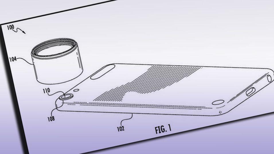 Apple fikk patent på «bajonettfeste»
