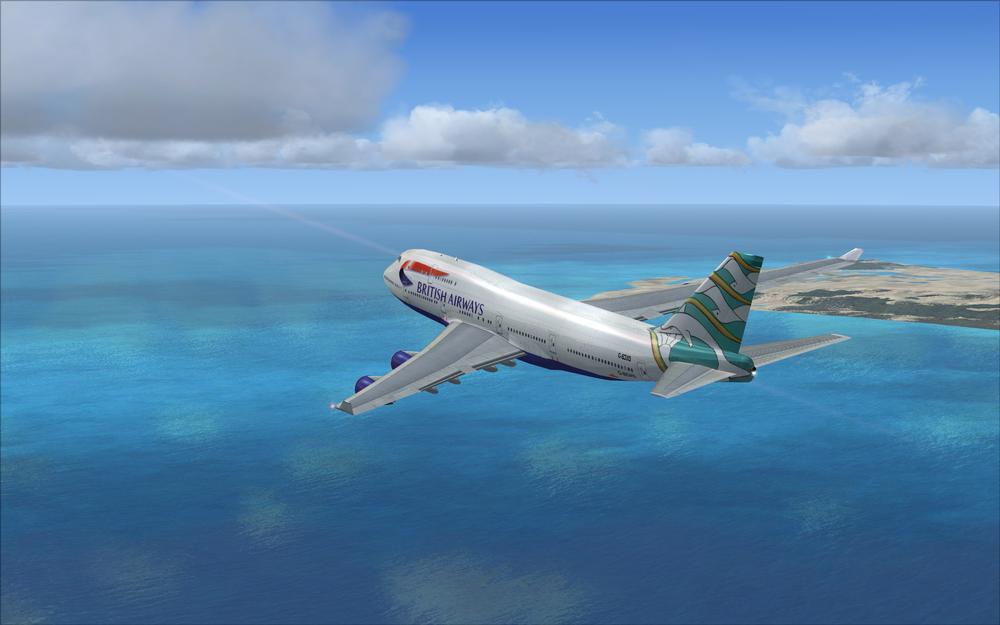 Flytypene skal helst være helt identisk med virkelige fly.