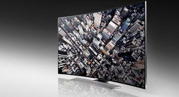 Her er årets toppmodell- TV fra Samsung
