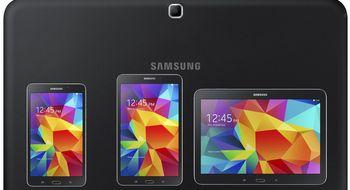 Nå kommer Galaxy Tab 4