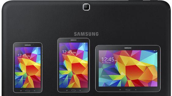 tab 4 kommer i to varianter med 10,1 tommer skjerm.