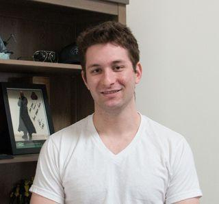 Gavin Simon var med på å grunnlegge Supergiant Games.
