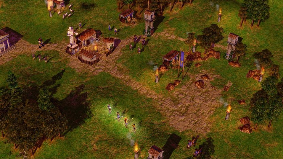 Age of Mythology får HD-versjon