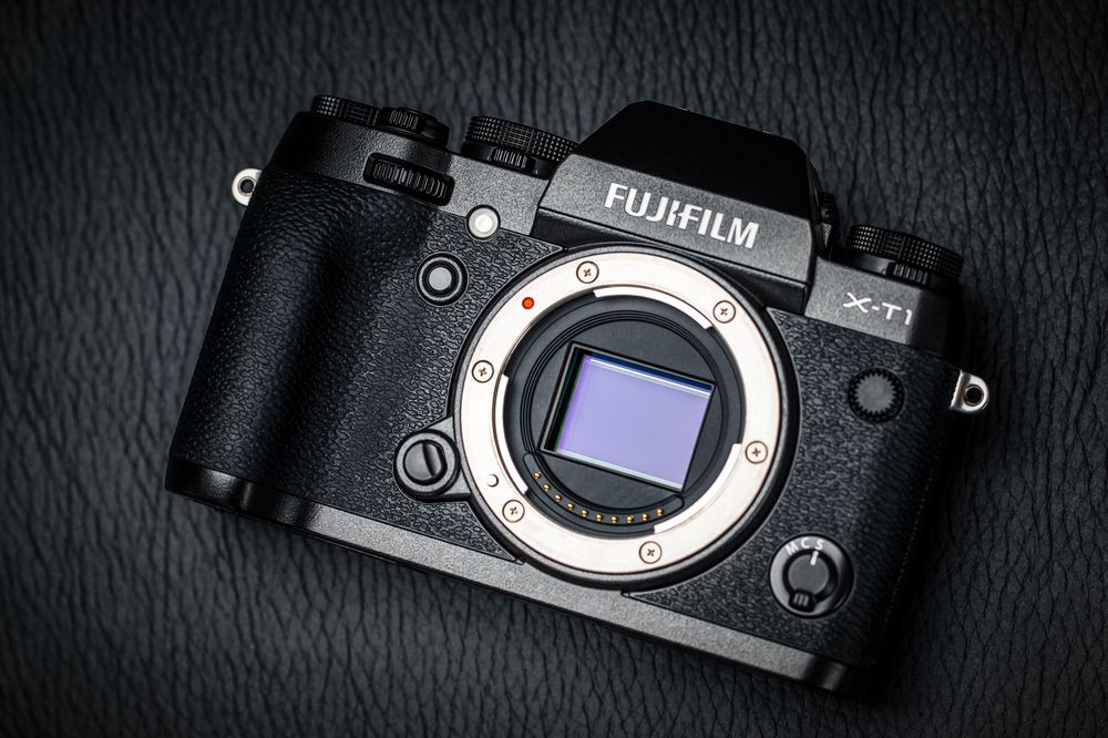 Fujifilm X-T1s X-Trans CMOS II.