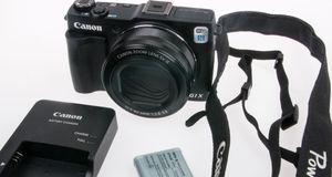 Vi pakker opp Canons nye kompaktråtass