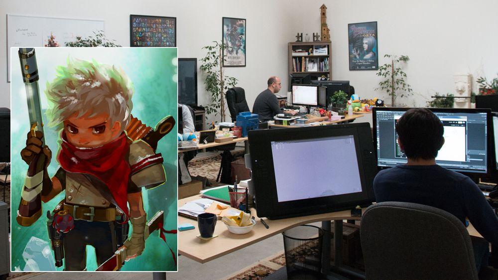 FEATURE: – Hva om vi lager et spill der verden bygges rundt deg?