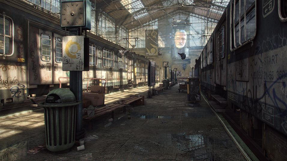 Half-Life 2 i Unreal Engine 3.